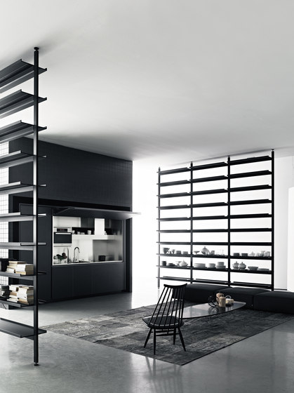 ON-OFF ST by Boffi | Fitted kitchens