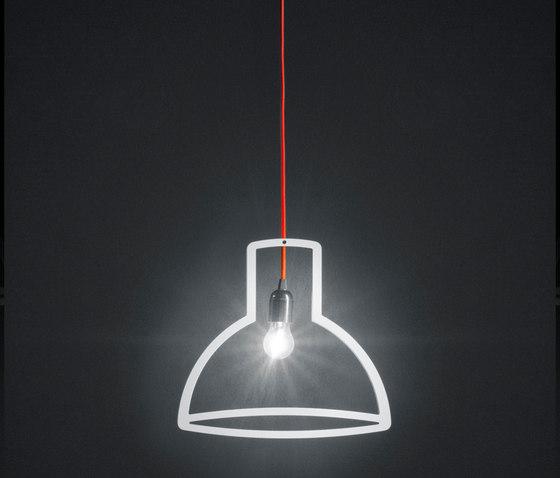 Outliner by Boffi | Suspended lights