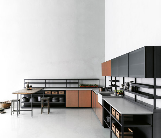 Salinas by Boffi | Fitted kitchens