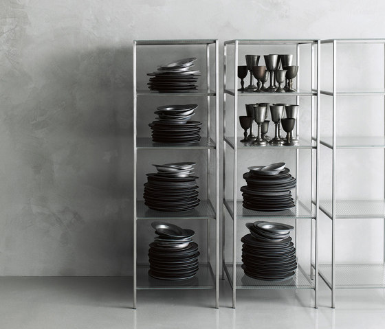 Works 2014 - Shelves by Boffi | Shelving