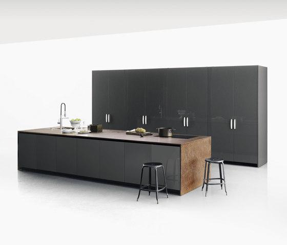 Xila by Boffi | Island kitchens