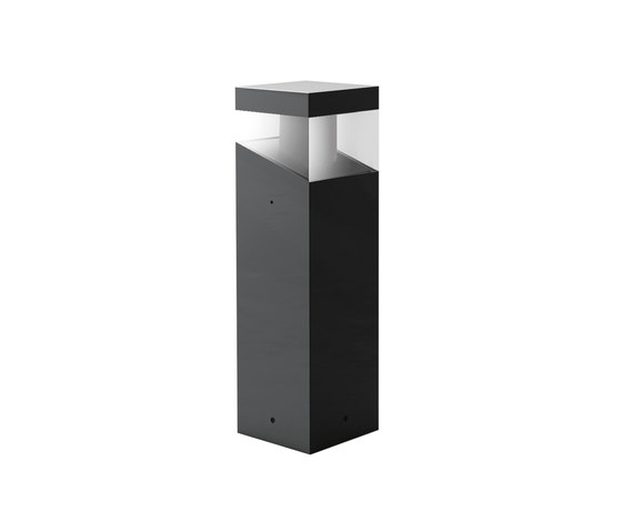 Tetragono Terra 45 di Artemide Architectural | Dissuasori luminosi