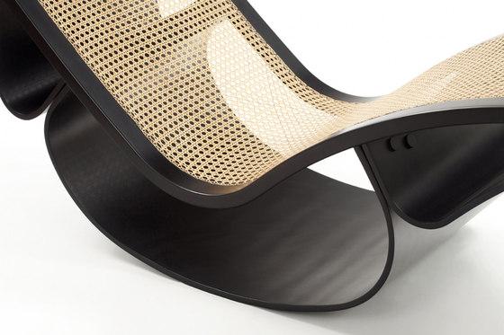 Rio Rocking Chaise di Espasso | Poltrone / sedie a dondolo