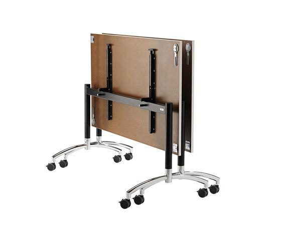 Sharp Flip Top Table by Randers+Radius | Multipurpose tables