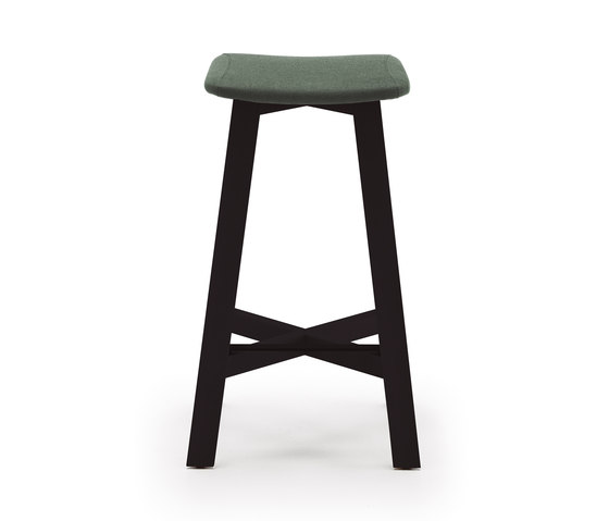 Bevel by Punt Mobles | Bar stools