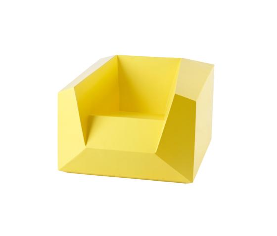 FX10 Lounge Sessel Outdoor von Neue Wiener Werkstätte | Gartensessel