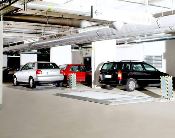 ParkBoard PE by KLAUS Multiparking | Car parking systems