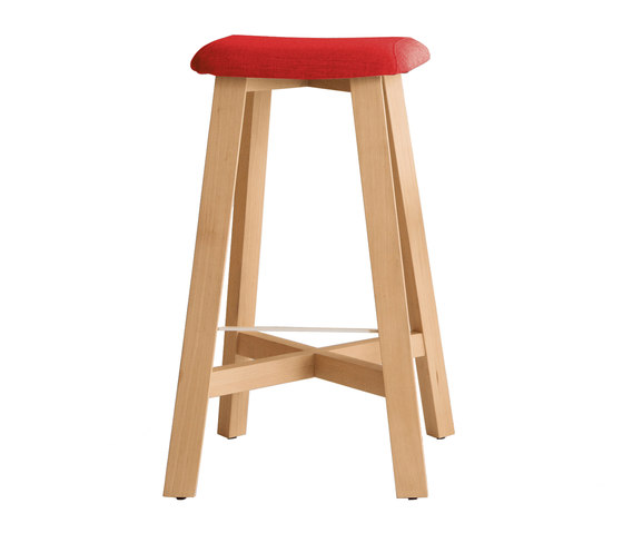 Bevel by Punt Mobles   Bar stools
