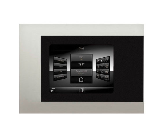 KNX Smart-Panel by JUNG | KNX-Systems