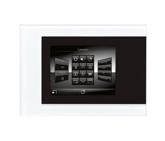 KNX Smart-Panel by JUNG   KNX-Systems