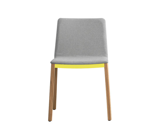Tyris by Punt Mobles | Visitors chairs / Side chairs