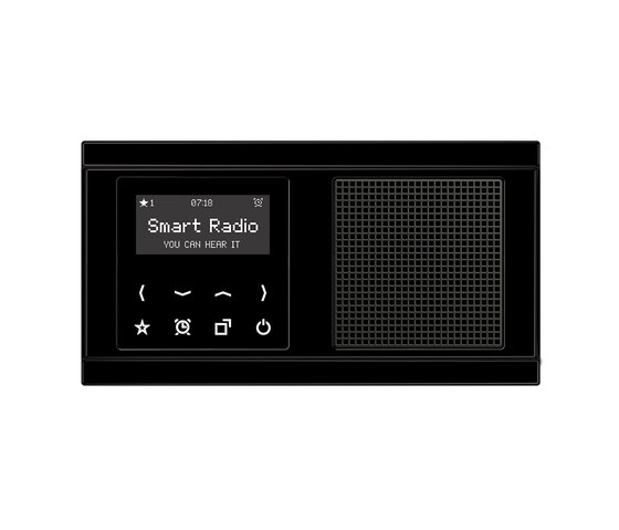 Smart Radio A 500 by JUNG | Sound / Multimedia controls