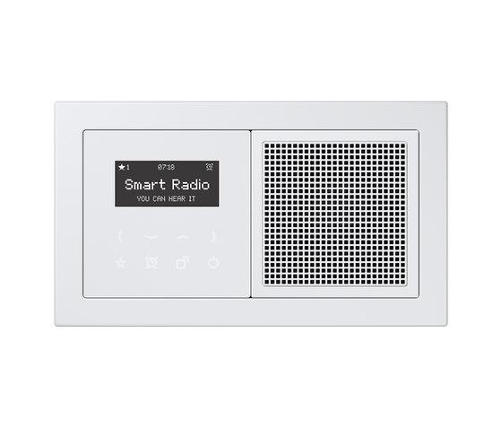 Smart Radio LS design by JUNG | Sound / Multimedia controls