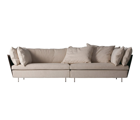 Light Field | 3-Seater Sofa by Ritzwell | Sofas