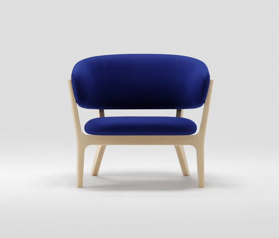 Roundish Arm Sofa de MARUNI | Fauteuils d'attente