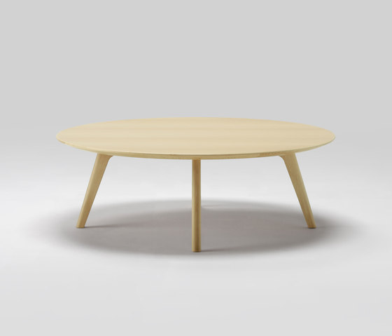 Roundish Coffee Table 120 by MARUNI | Lounge tables