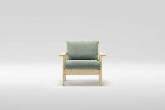 Bruno Arm sofa by MARUNI | Armchairs