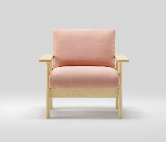 Bruno Arm Sofa by MARUNI | Lounge chairs