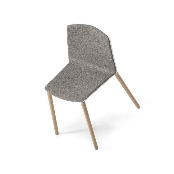 Rama chaise de Kristalia | Chaises de restaurant