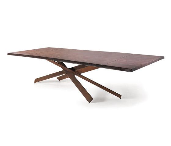 Mikado 72 RADIX Allungabile de Reflex | Dining tables