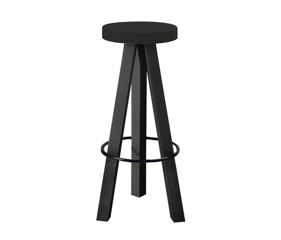Flak by Punt Mobles | Bar stools