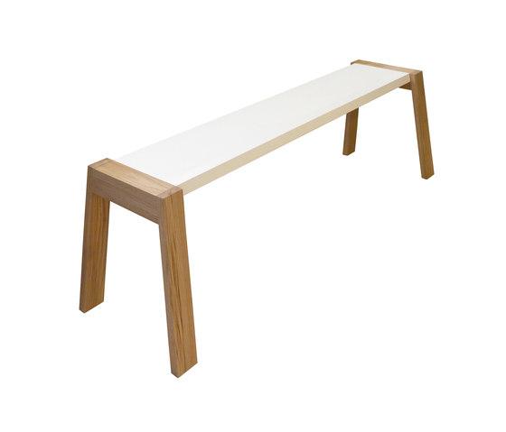 Flak von Punt Mobles | Sitzbänke