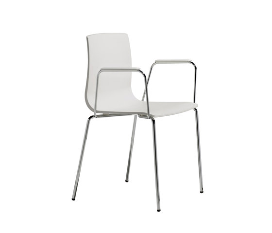Alice with armrests by Scab Design | Multipurpose chairs