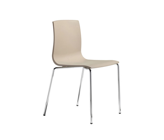 Alice with 4-leg frame by Scab Design   Multipurpose chairs