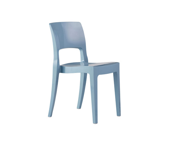 Isy Antishock chair by Scab Design | Multipurpose chairs