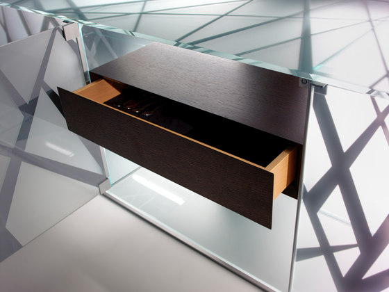 Onis Buffet von Reflex | Sideboards / Kommoden