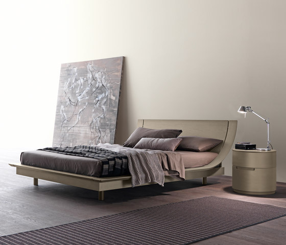 Aqua_2_b Bed by Presotto | Double beds