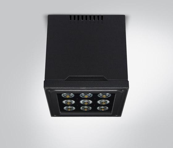 Nadir Moto3 by Arcluce | Ceiling-mounted spotlights
