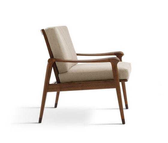 Denny Armchair by Giorgetti | Lounge chairs