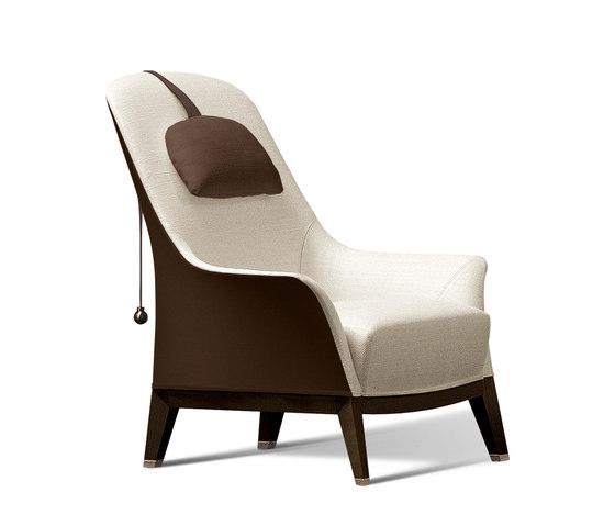Normal Wing Chair de Giorgetti | Sillones