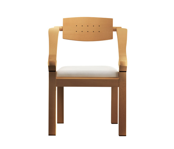 Spring Small Armchair by Giorgetti | Visitors chairs / Side chairs