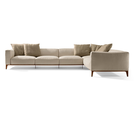 Aton Sofa by Giorgetti | Modular seating systems