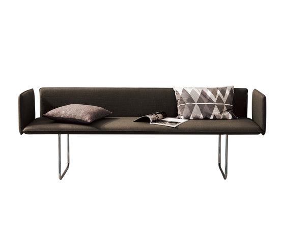 Blow | Sofa von more | Sitzbänke
