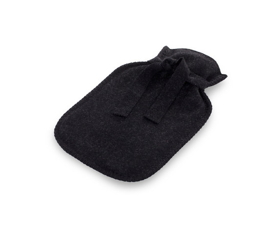 Sophia Hot-water bottle anthracite by Steiner | Cushions