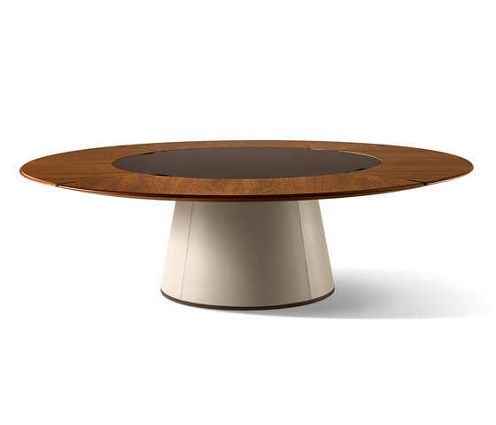 Fang Table by Giorgetti | Dining tables