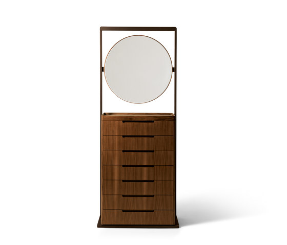 Yang Drawer Chest by Giorgetti | Sideboards