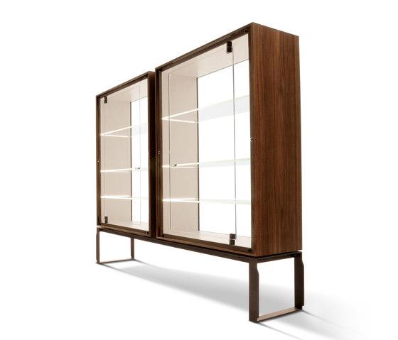Aei Glass Cabinet von Giorgetti | Vitrinen