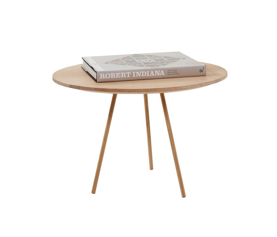 Drip | oak by more | Side tables