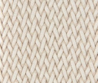 Grit | matt chalk white by Naturtex | Rugs / Designer rugs