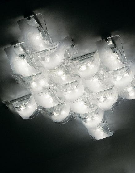 Nuvola ceiling de A.V. Mazzega | Iluminación general