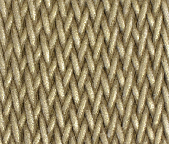 Grit | glow taupe gold by Naturtex | Rugs