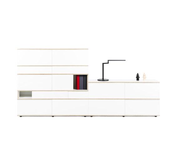 Slide System by OBJEKTEN | Sideboards