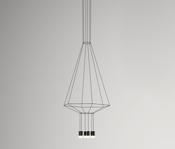Wireflow 0305 Pendant lamp by Vibia | Suspended lights