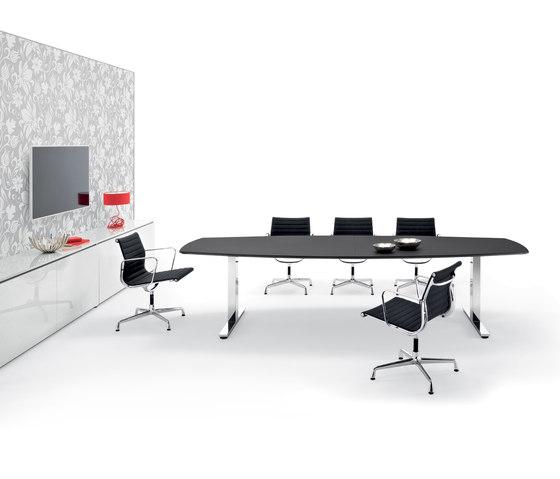 Winea Pro de WINI Büromöbel | Mesas de conferencias
