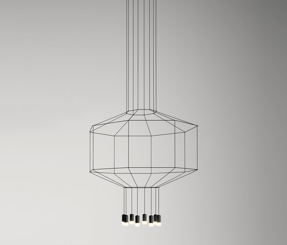 Wireflow 0299 Pendant lamp by Vibia   Suspended lights