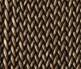 Grit | glow coffee bronce by Naturtex | Rugs